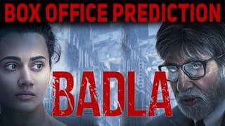 Badla Box Office Predictions | Amitabh Bachchan | Taapsee Pannu | Shah Rukh Khan | Sujoy Ghosh |