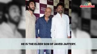 Meet Javed Jaffery's Son, The Drool Worthy Meezan Jaffery