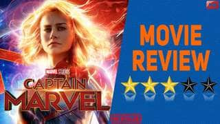 Captain Marvel Movie Review | Brie Larson, Samuel L. Jackson, Jude Law |