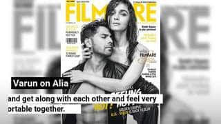 Varun-Alia together on Filmfare cover this month!