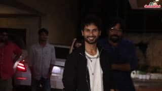 Shahid Kapoor & Kiara Spotted Together After Kabir Singh Teaser Release