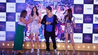 Tiger Shroff, Ananya & Tara show their moves during SOTY 2 song launch