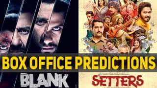 Box Office Predictions Blank and Setters #TutejaTalks