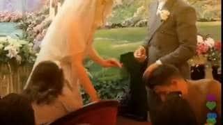 Joe Jonas & Sophie Turner's Wedding's Full Ceremony Video