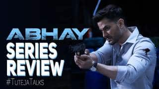 Abhay | Series Review | Kunal Khemmu | #TutejaTalks