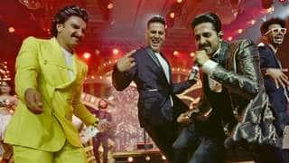 Must Watch: Akshay, Ranveer, Ayushmann & Aparshakti Set Stage On Fire