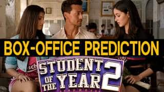 Student OF The Year 2 Box-Office Prediction #TutejaTalks