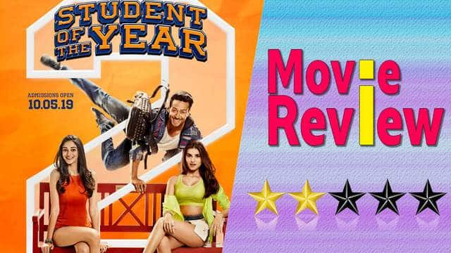 Student Of The Year 2 (2019) Movie Rating, Reviews, Story, Release