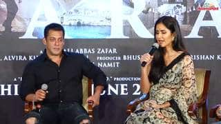 Salman Jokes About Priyanka While Katrina Talks About Her Character