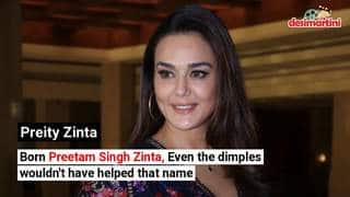 Know The Real Names Of Your Favourite Bollywood Celebs