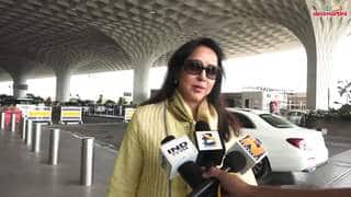 Narendra Modi Oath Taking Ceremony: Kangana Ranaut & Hema Malini Reach Delhi, Extend Wishes