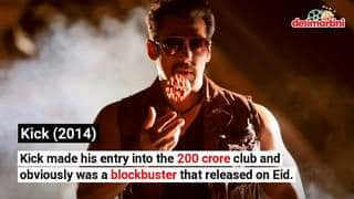 From Wanted to Bharat: Salman Khan films That Released On Eid
