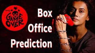 Game Over Box Office Prediction | Taapsee Pannu | Ashwin Saravanan | Anurag Kashyap |