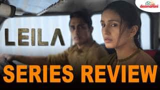 Leila Series Review - Huma Qureshi, Siddharth, Netflix, Deepa Mehta