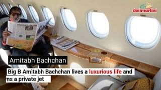 Bollywood Celebs who have their Own Private Jets