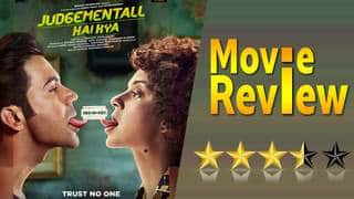 Judgementall Hai Kya Movie Review - Kangana Ranaut, Rajkummar Rao