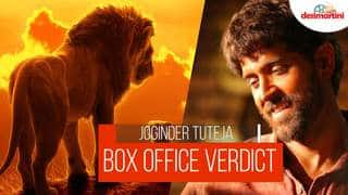 Lion King & Super 30 Box Office Verdict | #TutejaTalks