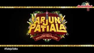 Movie Review Arjun Patiala #TutejaTalks