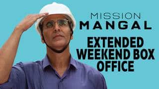 Mission Mangal Weekend Box Office - Akshay Kumar, Vidya Balan #TutejaTalks