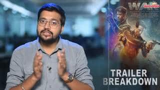 War Trailer Breakdown | Hrithik Roshan | Tiger Shroff