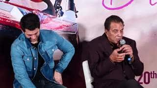 Karan Deol Fired Dharmendra's Loaded Revolver At Home As A Kid