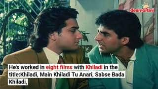 Things You Might Not Know About Khiladi Akshay Kumar