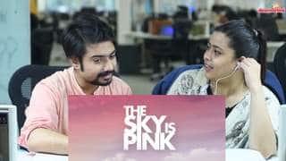 The Sky Is Pink Trailer Reaction | Priyanka C J, Farhan A, Zaira W, Rohit S | Shonali B |