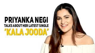 Priyanka Negi Talks About Her Latest Single 'Kala Jooda'