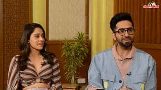 Dream Girl Co-Stars Ayushmann And Nushrat Talk About Their Upcoming Film