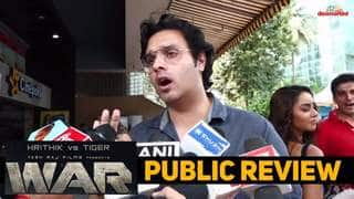 WAR Public Review Hrithik Roshan, Tiger Shroff