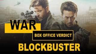 WAR Box Office Verdict - BLOCKBUSTER - Hrithik Roshan and Tiger Shroff #TutejaTalks