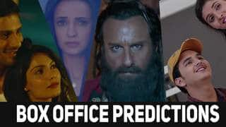Box Office Prediction Laal Kaptaan | Ghost | P Se Pyaar F Se Fyaar | Yaaram #TutejaTalks
