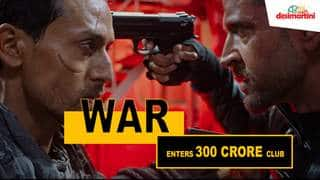 War enters 300 Crore Club - Hrithik Roshan, Tiger Shroff #TutejaTalks