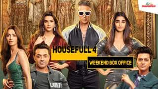Housefull 4 Weekend Box Office - Akshay Kumar, Kriti Sanon, Rithesh #TutejaTalks