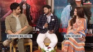 Sidharth Malhotra And Tara Sutaria Open Up About Their Bollywood Struggles