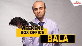 Weekend Box Office Bala - Ayushmann Khurrana #TutejaTalks