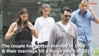 Arjun Rampal & Mehr Jessia Granted Divorce By Mutual Consent