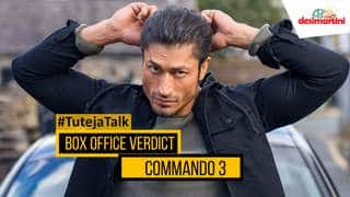 Commando 3 Box Office Verdict | Vidyut Jamwal, Angira Dhar, Adah Sharma | #TutejaTalks