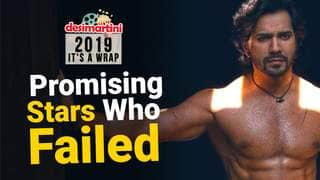 Bollywood Report Card 2019: Promising Bollywood Stars Who Failed This Year