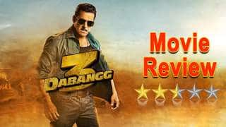 Dabangg 3 Movie Review | Salman Khan | Sonakshi Sinha #TutejaTalks