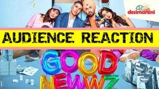 Good Newwz Audience Reaction | Akshay, Kareena, Diljit, Kiara | Raj Mehta