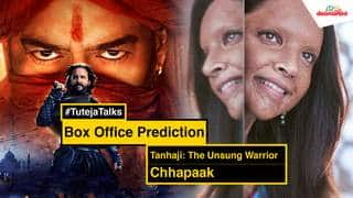 Box Office Prediction | Chhapaak & Tanhaji- The Unsung Warrior | #TutejaTalks