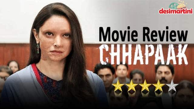 Chhapaak (2020) Movie Rating, Reviews, Story, Release ...