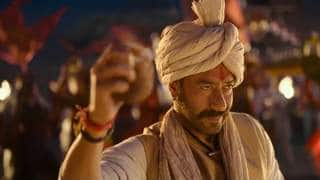 Tanhaji: The Unsung Warrior Weekend Box Office - Ajay Devgn, Saif Ali Khan & Kajol