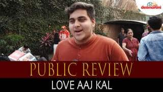 Love Aaj Kal - Public Reaction | Kartik, Sara, Randeep, Arushi | Imtiaz Ali