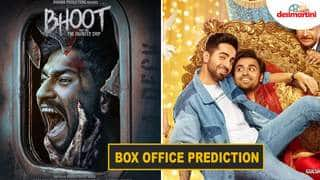 Shubh Mangal Zyada Savdhan And Bhoot Box Office Prediction | #TutejaTalks
