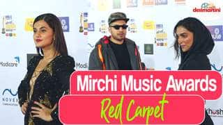 Mirchi Music Awards: Deepika Padukone, Taapsee Pannu Bring Glamour To The Red Carpet