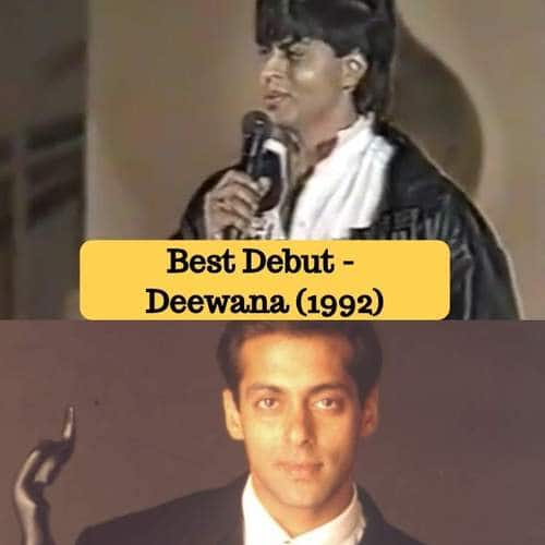 Gallery- This Is How These 20 A - List Bollywood Stars Looked When They Won Their First Award