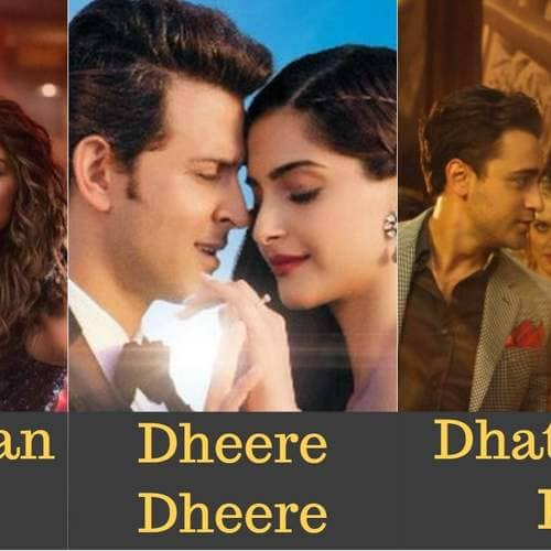 Gallery- 22 Bollywood Celebs Who Appeared Together In A Song But Haven't Done A Film Together
