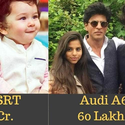 Gallery- In Pics: 13 Bollywood Star Kids Who Got Expensive Gifts From Their Star Parents